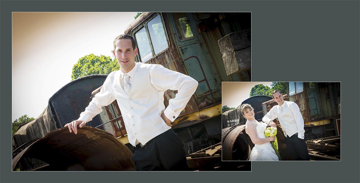 photographe reportage de mariage portrait couple