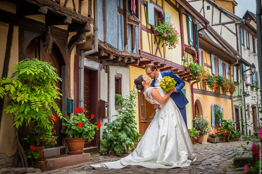 photo mariage Eguisheim portrait couple