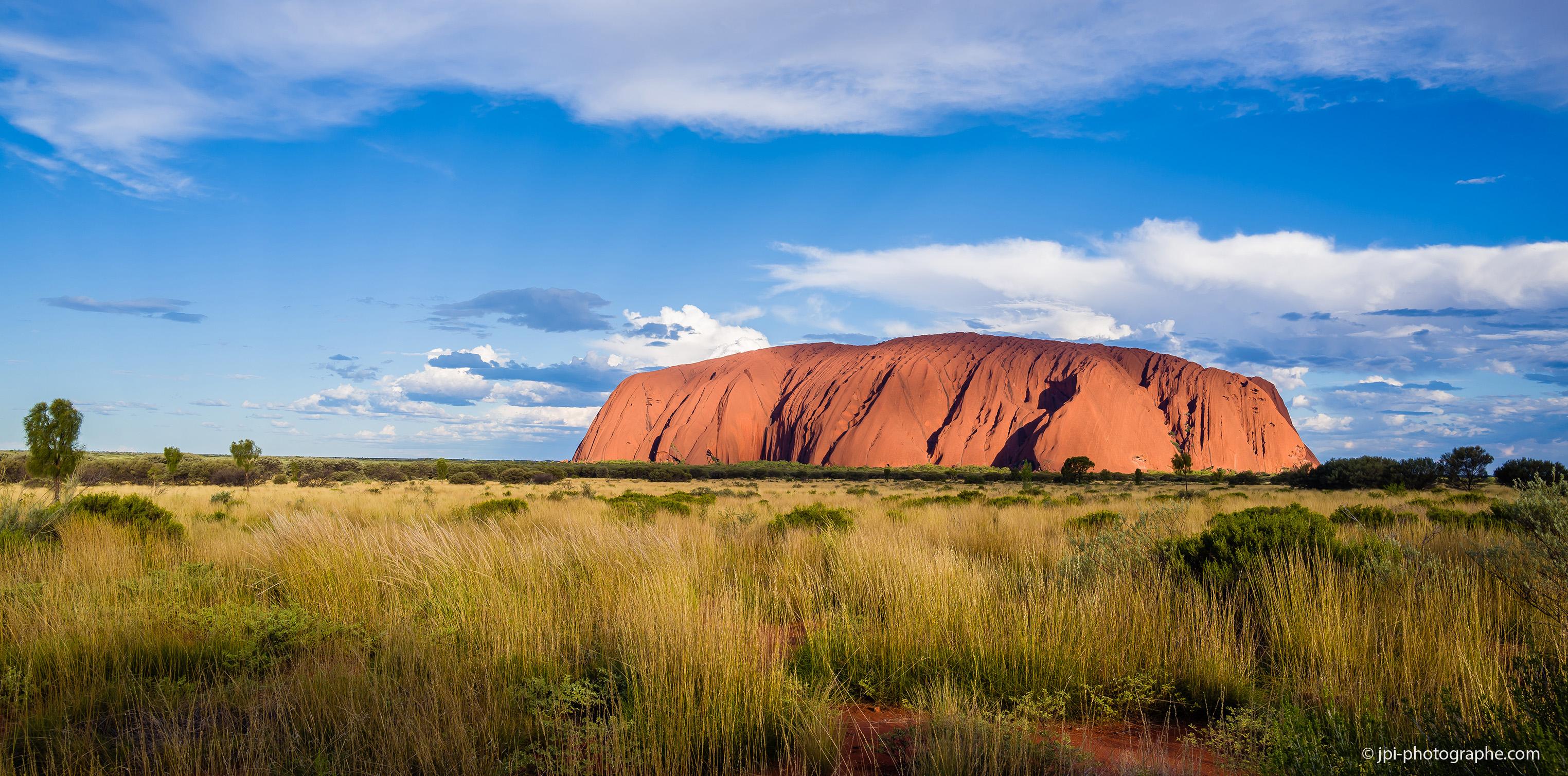 AUSTRALIE MELBOURNE AYERS ROCK